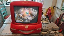 More details for lightning mcqueen car crt tv retro gaming snes ps1 ps2 megadrive