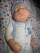 "Ashton Drake "" Welcome Home Baby Boy Doll """