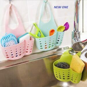 Portable Home  Hanging Drain Shelf Bags Storage Tool Sink Holder Organizer Kitch