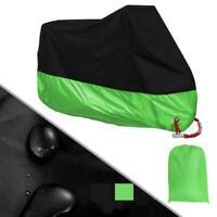 2XL-4XL Motorcycle Waterproof Snow Sun Dust Rain Cover Outdoor Indoor Protector