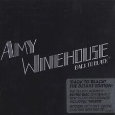 AMY WINEHOUSE - Back to black                ***Deluxe Edition***