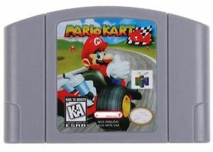 Nintendo 64 - Mario Kart 64 - New Condition - US Version Console Racing Game N64