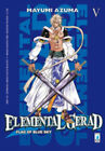 manga STAR COMICS ELEMENTAL GERAD FLAG BLUE SKY numero 5