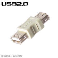 """USB-Adapter A-Buchse auf A-Buchse"