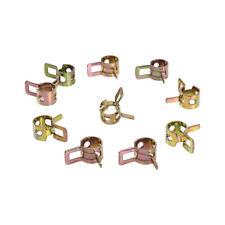 6mm Fastener Spring Band Type Fuel Hose Pipe Clamp Low Pressure Air Clip Clamp