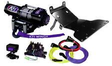 KFI Combo Kit - A2500R2 Winch & Winch Mount - 2000-2007 Honda Rancher 350 & 400