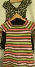 Girls Size 5 Dress Lot 2 Gymboree Striped Every Day Youngland Black Dressy