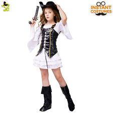 UK IMPORT FANCY DRESS COSTUME KIDS PIRATE BOY-L566 COST-UNI NEW SIZE: S