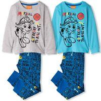 Paw Patrol boys girls long sleeve Pyjamas Pajamas Set Pjs 100% Cotton 2-8 Years