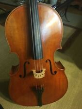 Midland Series III Cello, Full size, beautiful color and tone