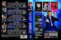 DAVID BOWIE 1947-2016 5 PELICULAS DVD PRINCIPIANTES-GIGOLO-EL ANSIA-BASQUIAT-CUA