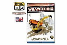 AMMO OF MIG A.MIG-4518 The Weathering Magazine Issue 19 Pigments English