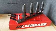 CAMBIARE Coil Pack OPEL Astra G H GTC Corsa Meriva Signum Vectra Zafira Isignia