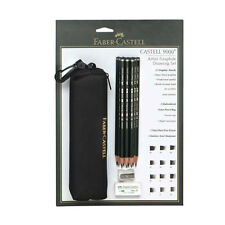 Faber-Castell 9000 Drawing Pencil Bag Set
