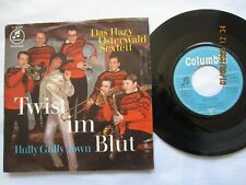 CV DAS HAZY OSTERWALD SEXTETT - Twist Im Blut (Twist And Shout - 1963)