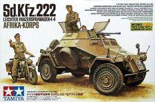 1/35 Tamiya sd.kfz.222 africka Korps