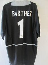 Manchester United 2002-2003 Goalkeeper Barthez Football Shirt xl /34777