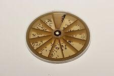 Assortimento di 250 viti miste orologi al quarzo e meccanici