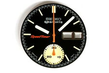 Dial & hands set for Seiko 5 sports 6139-6032 speed-timer chronograph