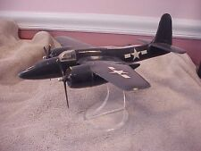 ORIGINAL RARE VINTAGE TOPPING DESK MODEL F7F TIGERCAT - EARLY MODEL