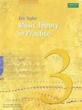 Music Theory in Practice ABRSM Grade 3 Exam Syllabus Support Book #T