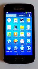 Samsung Galaxy Duos GT-S7582 Dual-Sim 4GB Weiß ohne Simlock 4 Zoll 5MP Gut #327