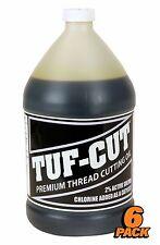 QTY 6 Tuf-Cut™ Dark Pipe Thread Cut Oil 1 Gallon for RIDGID® 300 535 1224 700