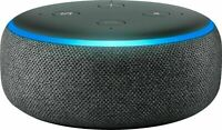 NEW Amazon Echo Dot (3rd Generation) - Smart Speaker with Alexa - Charcoal