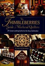 Thimbleberries Quilts 1999 Hardcover Like NEW