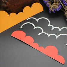 Metal Cloud Cutting Dies Stencil Scrapbook Moulds DIY Album Paper Card Gift