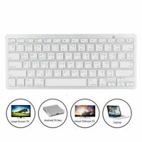 Portable BT Wireless Russian/Arabic/Thai Keyboard Office For IOS/Win/Android
