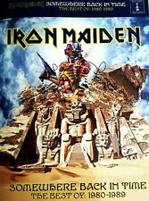 IRON MAIDEN TABLATURE  1980 - 1989 GUITAR TAB  IRON MAIDEN GUITAR TAB SONG BOOK