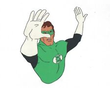 Green Lantern Superfriends Animation Cel Hanna Barbera 78 or 84/5