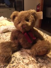Collectible Russ Bear From The Past Bergdoff
