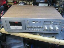 Akai GXC-760D Cassette • 3 Head/3 Motor • Dual Capstan • Direct DriveFor Repair