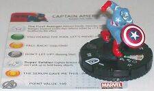 CAPTAIN AMERICA #204 Avengers Movie Marvel Heroclix mass market exclusive