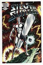 SILVER SURFER #1 STAN LEE Story Early John Byrne Art Marvel 1982 Unread