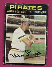 1971 TOPPS # 230 PIRATES WILLIE STARGELL GOOD CARD (INV# A7764)