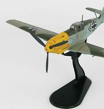 HOBBY MASTER 1/48 HA8711 BF 109E-4 WWII GERMAN FIGHTER ACE Major Helmut Wick