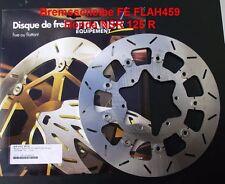 Disco de freno honda nsr 125 R, nsr125, jc22, año 93-, Flah 459, Brake disc, desespero