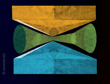 MARIO STRACK - Aesthetics 1 limitiert Grafik Original signiert Druck Bilder art