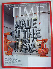 Time V181N15 - Made In The USA - 22-Apr-2013