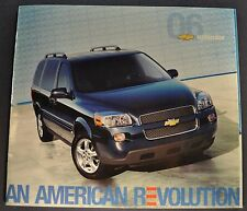 2006 Chevrolet Uplander Truck Catalog Brochure LS LT Excellent Original 06