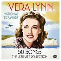 Vera Lynn - National Treasure - The Ultimate Collection [CD]