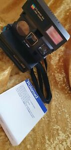 Polaroid 600 Land Camera Autofocus 660 with NEW PHOTO FILM BOX
