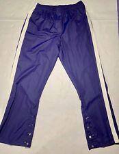Mens Nike Storm Fit Golf Pants Large New Nice Purple Nyot (value $85)