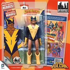 SUPER FRIENDS SERIES 2; BLACK VULCAN 8 INCH  ACTION FIGURE MOSC NEW  MINT