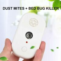 Bed Bug And Dust Mite Killer Repeller Ultrasonic Wave Technology Household