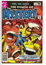 House Of Mystery 277 DC 1980 FN Steve Ditko Superman Family 200 Ad