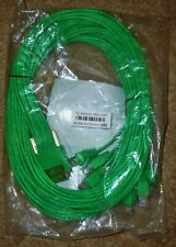 2  Cisco 72-4023-01 CAB-HD8-ASYNC 10ft Hi Density 8-port EIA-232 Async Cables  b